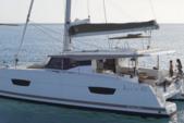 40 ft. Fountaine Pajot Lucia 40 Catamaran Boat Rental Tampa Image 1