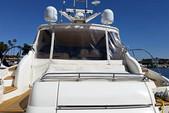 61 ft. Viking Yacht 60 Convertible Enclosed Motor Yacht Boat Rental Los Angeles Image 2