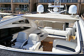 61 ft. Viking Yacht 60 Convertible Enclosed Motor Yacht Boat Rental Los Angeles Image 3