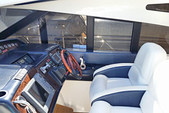 61 ft. Viking Yacht 60 Convertible Enclosed Motor Yacht Boat Rental Los Angeles Image 4