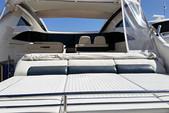 61 ft. Viking Yacht 60 Convertible Enclosed Motor Yacht Boat Rental Los Angeles Image 8