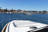 61 ft. Viking Yacht 60 Convertible Enclosed Motor Yacht Boat Rental Los Angeles Image 9
