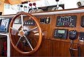 60 ft. Chris Craft 65 Motor Yacht Boat Rental Los Angeles Image 4