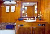 60 ft. Chris Craft 65 Motor Yacht Boat Rental Los Angeles Image 9