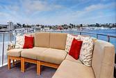 60 ft. Chris Craft 65 Motor Yacht Boat Rental Los Angeles Image 11