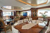 100 ft. Azimut Yachts 100 Jumbo Motor Yacht Boat Rental Los Angeles Image 7