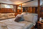 100 ft. Azimut Yachts 100 Jumbo Motor Yacht Boat Rental Los Angeles Image 11