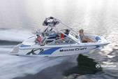 23 ft. MasterCraft Boats X30 Ski And Wakeboard Boat Rental Austin Image 3