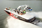 23 ft. MasterCraft Boats X30 Ski And Wakeboard Boat Rental Dallas-Fort Worth Image 1