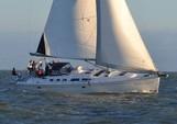49 ft. Hunter 49 sloop Sloop Boat Rental San Francisco Image 1