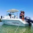24 ft. Sailfish 234 Wac Cuddy Cabin Boat Rental Sarasota Image 4