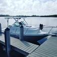 24 ft. Sailfish 234 Wac Cuddy Cabin Boat Rental Sarasota Image 7