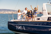38 ft. Beneteau USA Oceanis 38 Daysailer & Weekender Boat Rental San Francisco Image 1