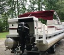 "20 ft. Godfrey Marine ""Sweetwater"" SW20SC Pontoon Boat Rental Washington DC Image 2"