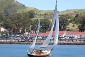 45 ft. Custom Ketch Classic Boat Rental San Francisco Image 3