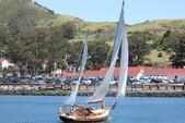 45 ft. Custom Ketch Classic Boat Rental San Francisco Image 3