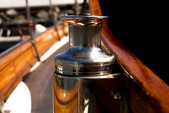 45 ft. Custom Ketch Classic Boat Rental San Francisco Image 2