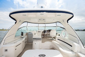 53 ft. Sea Ray Boats 52 Sundancer Express Cruiser Boat Rental West Palm Beach  Image 4