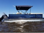22 ft. Sylvan Marine 8522 Mirage Fish-n-Cruise Pontoon Boat Rental Rest of Northeast Image 1