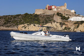 33 ft. Sacs Marine Strider 10 Rigid Inflatable Boat Rental Eivissa, Illes Balears Image 2
