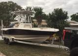 23 ft. NauticStar Boats 231 Coastal Center Console Boat Rental Tampa Image 1