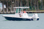 25 ft. Everglades by Dougherty 253 Center Console Boat Rental Palm Bay Image 5