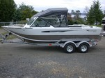 22 ft. Northwest Boats 208 Seastar Aluminum Fishing Boat Rental Rest of Northwest Image 4