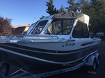 22 ft. Northwest Boats 208 Seastar Aluminum Fishing Boat Rental Rest of Northwest Image 5