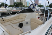 19 ft. Sea Ray Boats 190 Sundeck  Bow Rider Boat Rental Chicago Image 2