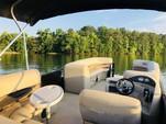 24 ft. Bentley Pontoon 240 Cruise  Pontoon Boat Rental Atlanta Image 1