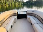 24 ft. Bentley Pontoon 240 Cruise  Pontoon Boat Rental Atlanta Image 5