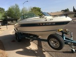 19 ft. Sea Ray Boats 185 Bow Rider Runabout Boat Rental Phoenix Image 5