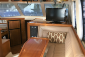 43 ft. Riviera Yachts 43 Flybridge Convertible Cruiser Boat Rental Los Angeles Image 14
