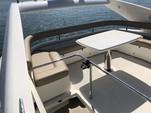 62 ft. Ferretti 590  Flybridge Boat Rental Los Angeles Image 4