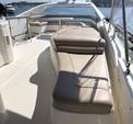 62 ft. Ferretti 590  Flybridge Boat Rental Los Angeles Image 5
