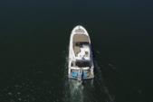 62 ft. Ferretti 590  Flybridge Boat Rental Los Angeles Image 7
