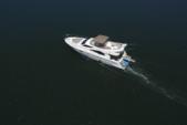 62 ft. Ferretti 590  Flybridge Boat Rental Los Angeles Image 9
