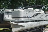 19 ft. Qwest Pontoons 7518 VX Fish Pontoon Boat Rental Rest of Northeast Image 4