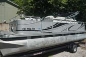 19 ft. Qwest Pontoons 7518 VX Fish Pontoon Boat Rental Rest of Northeast Image 6