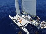 40 ft. Dragonfly Boats 1200 Ketch Boat Rental Miami Image 2