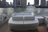 71 ft. Azimut Yachts 68 Plus Express Cruiser Boat Rental New York Image 10