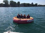 22 ft. Tahoe Boats 216 Walk Thru Bow Rider Boat Rental Chicago Image 13