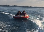 22 ft. Tahoe Boats 216 Walk Thru Bow Rider Boat Rental Chicago Image 14