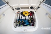 38 ft. Boston Whaler 370 Outrage w/3-300L6 Verado Joystick Center Console Boat Rental The Keys Image 14