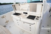 38 ft. Boston Whaler 370 Outrage w/3-300L6 Verado Joystick Center Console Boat Rental The Keys Image 3