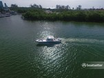 38 ft. Boston Whaler 370 Outrage w/3-300L6 Verado Joystick Center Console Boat Rental The Keys Image 4