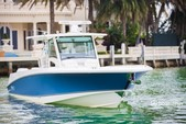 38 ft. Boston Whaler 370 Outrage w/3-300L6 Verado Joystick Center Console Boat Rental The Keys Image 5