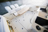 38 ft. Boston Whaler 370 Outrage w/3-300L6 Verado Joystick Center Console Boat Rental The Keys Image 6