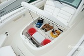 38 ft. Boston Whaler 370 Outrage w/3-300L6 Verado Joystick Center Console Boat Rental The Keys Image 18