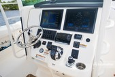 38 ft. Boston Whaler 370 Outrage w/3-300L6 Verado Joystick Center Console Boat Rental The Keys Image 25